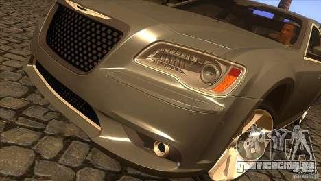 Chrysler 300 SRT-8 2011 V1.0 для GTA San Andreas вид сбоку