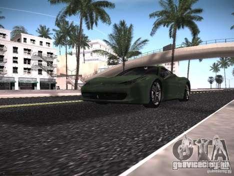 LiberrtySun Graphics ENB v2.0 для GTA San Andreas двенадцатый скриншот
