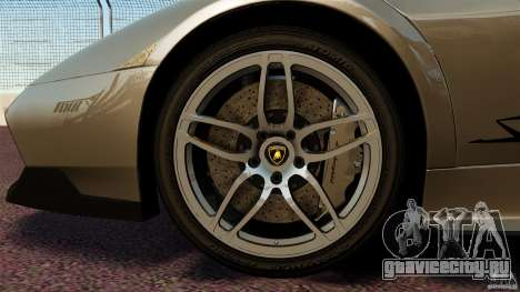 Lamborghini Murcielago LP670-4 SV [EPM] для GTA 4 вид сбоку