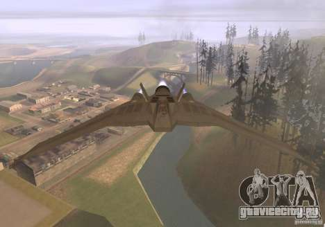F302 для GTA San Andreas вид сзади
