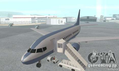 Airport Vehicle для GTA San Andreas