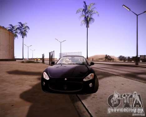 ENBseries by slavheg v2 для GTA San Andreas седьмой скриншот
