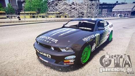 Ford Mustang GT Falken Tire v2.0 для GTA 4