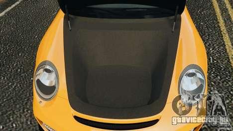 Porsche 911 GT2 RS 2012 v1.0 для GTA 4 вид снизу
