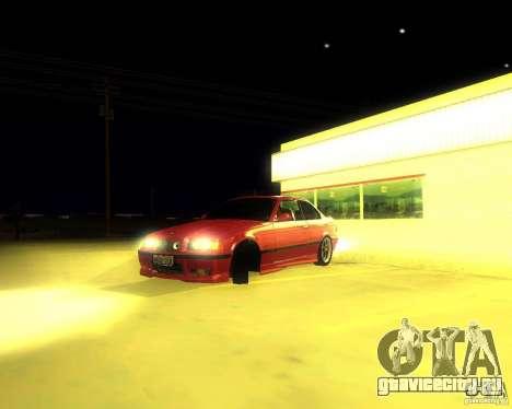 BMW M3 E36 328i для GTA San Andreas