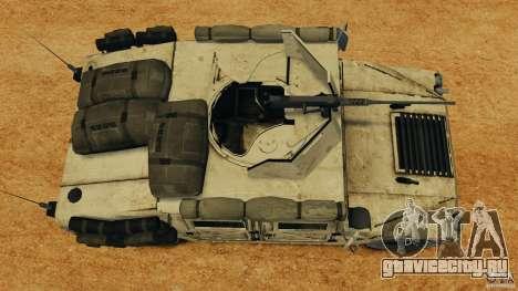 HMMWV M1114 v1.0 для GTA 4 вид справа