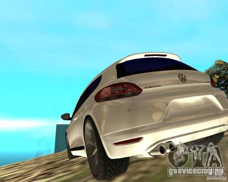 VW Scirocco III Custom Edition для GTA San Andreas
