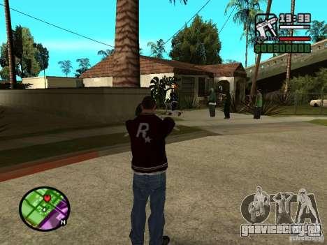 Great Theft Car V1.1 для GTA San Andreas третий скриншот