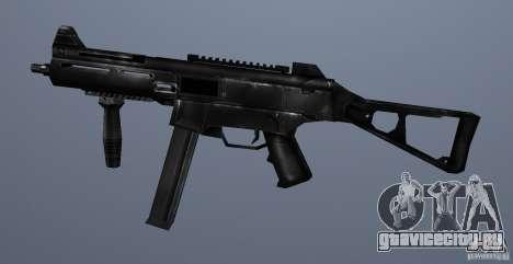 KM UMP45 Counter-Strike 1.5 для GTA San Andreas третий скриншот
