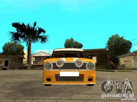 ВАЗ 2101 Globus для GTA San Andreas вид справа