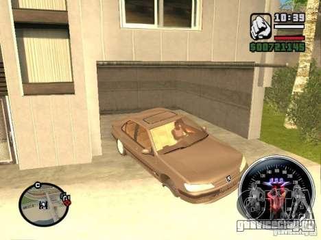 Speed Udo для GTA San Andreas четвёртый скриншот