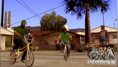 Автосохранение для GTA San Andreas второй скриншот