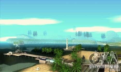 SA_gline V3.0 для GTA San Andreas четвёртый скриншот