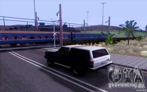 Русская ЖД модификация v1.0 для GTA San Andreas третий скриншот