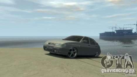 ВАЗ 2112 для GTA 4