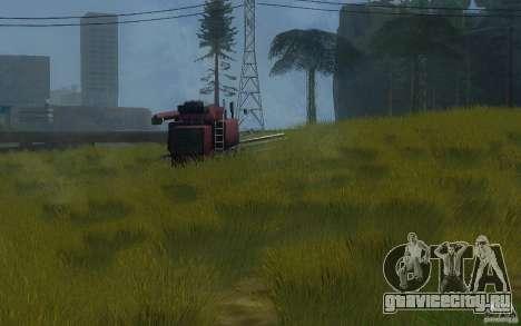 Совершенная растительность v.2 для GTA San Andreas четвёртый скриншот