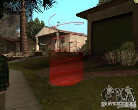 Новые маркеры для GTA San Andreas третий скриншот