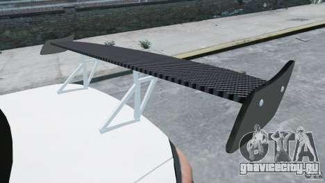 Nissan Silvia S15 для GTA 4 вид сбоку