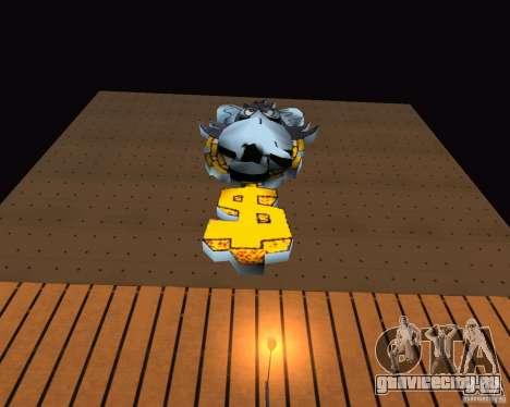 Real New Vegas v1 для GTA San Andreas восьмой скриншот