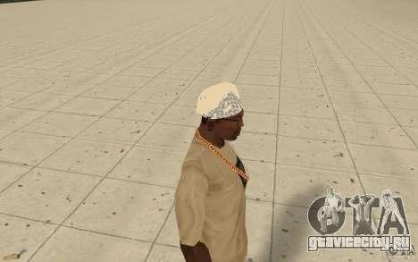 Бандана dreamcast для GTA San Andreas второй скриншот