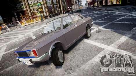 Peykan 1600i для GTA 4 салон