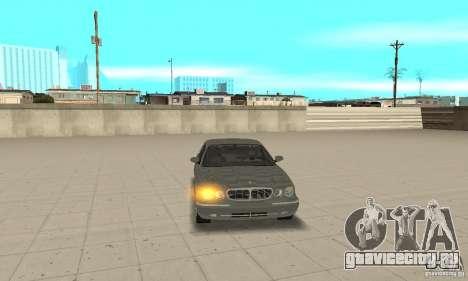 Универсальные поворотники для GTA San Andreas