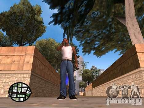 Стрельба с вертолета для GTA San Andreas