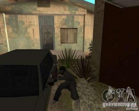 Car in Grove Street для GTA San Andreas одинадцатый скриншот