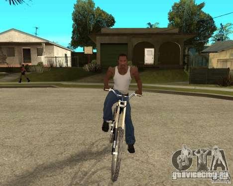 Diamondback strike Beta для GTA San Andreas вид сзади