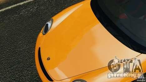Porsche 911 GT2 RS 2012 v1.0 для GTA 4 двигатель