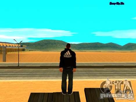 Новый скин для Gta San Andreas для GTA San Andreas четвёртый скриншот