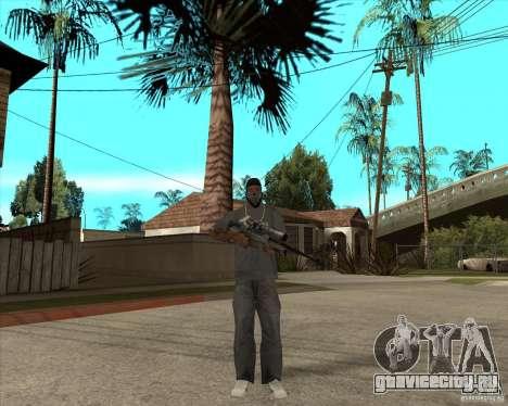 AWP.50 для GTA San Andreas третий скриншот