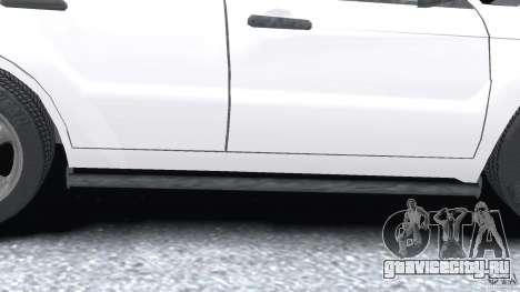 Subaru Forester v2.0 для GTA 4 колёса