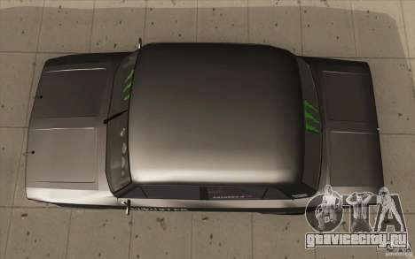 ВАЗ-2106 Lada Drift Tuned для GTA San Andreas вид справа