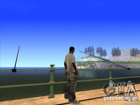 ENBseries v.0.075 v2 для GTA San Andreas третий скриншот