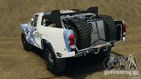 Chevrolet Silverado CK-1500 Stock Baja [EPM] для GTA 4 вид сзади слева