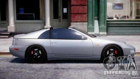 Nissan 300 ZX 1994 v1.0 для GTA 4 салон