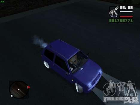 ВАЗ 11113 ОКА для GTA San Andreas вид слева