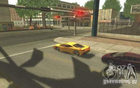 ENB v3.0 by Tinrion для GTA San Andreas пятый скриншот