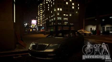 iCEnhancer 2.1 Custom для GTA 4 седьмой скриншот