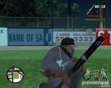 Bat HD для GTA San Andreas