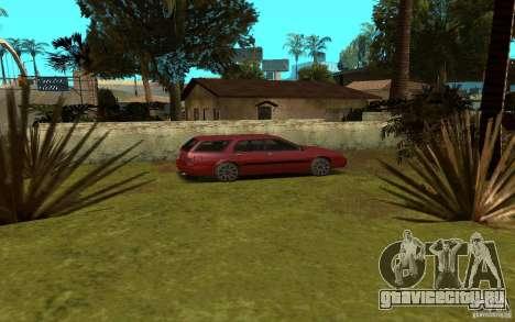 Спортивные машины возле Грув Стрит для GTA San Andreas пятый скриншот