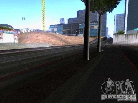 ENBSeries by JudasVladislav для GTA San Andreas одинадцатый скриншот