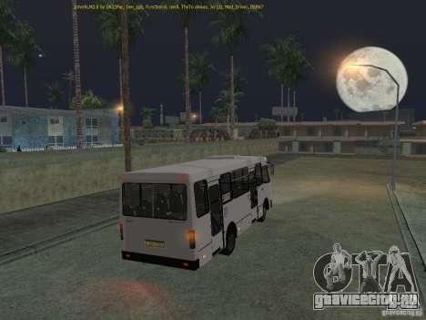 Богдан A091 IVLM для GTA San Andreas вид слева