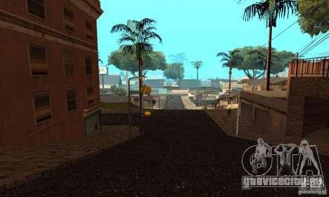 Grove Street для GTA San Andreas пятый скриншот