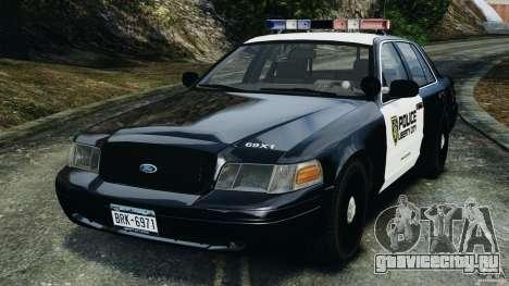 Ford Crown Victoria Police Interceptor 2003 LCPD для GTA 4