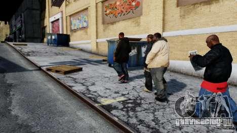 Awesomekills ENB Settings v2.0 для GTA 4 пятый скриншот