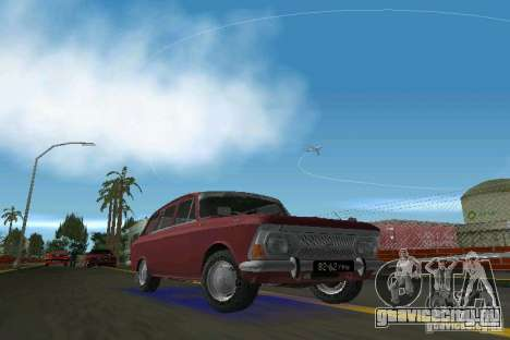 ИЖ-2125 Комби для GTA Vice City