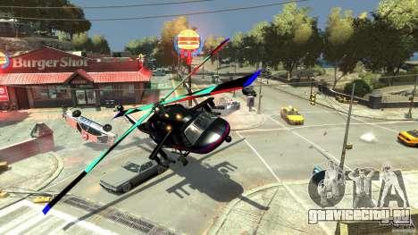 Wafflecat17s Annihilator для GTA 4 вид слева