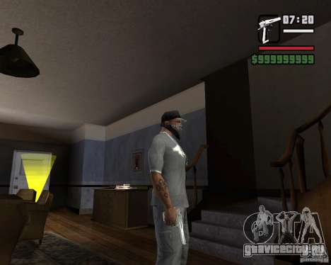 357. Desert Eagle для GTA San Andreas третий скриншот